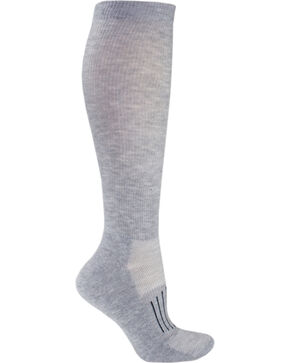 Schaefer Outfitter Men's Mesawick Boot Socks , Grey, hi-res