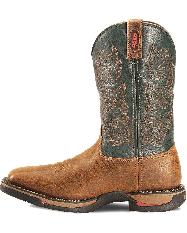 Waterproof Long Range Western Boots
