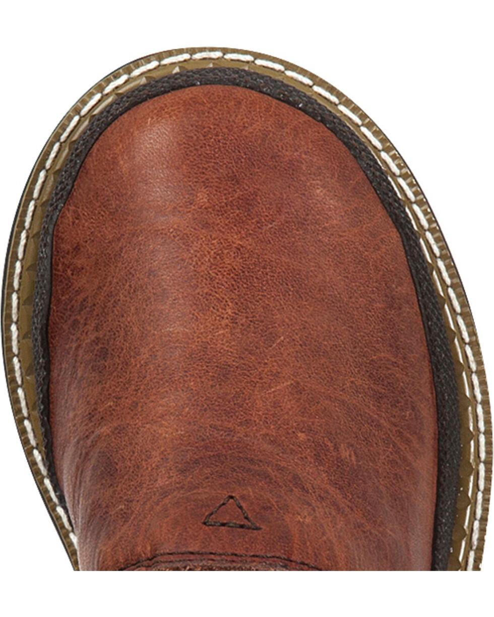 Georgia Infant's Romeo Casual Shoes, Brown, hi-res