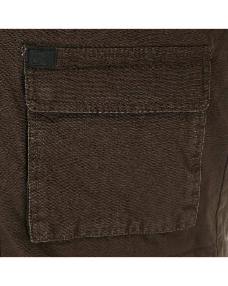 Wrangler Riggs Workwear Men's Foreman Vest, Brown, hi-res