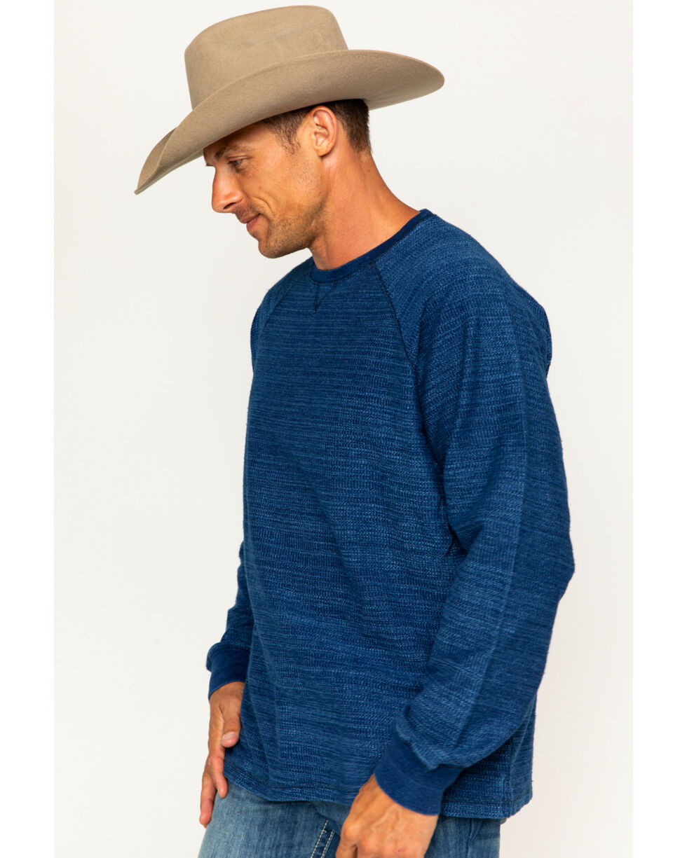 Cody James® Men's Thunderhead Long Sleeve Thermal, Blue, hi-res