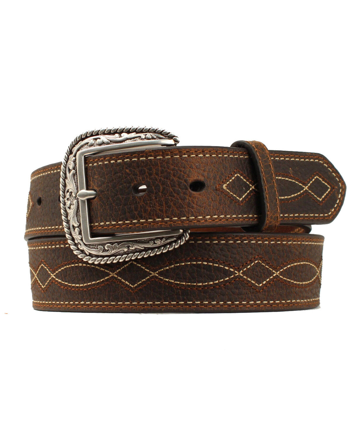 Cowboy Professional Mens Buttercup All Real Crocodile Skin Leather Cowboy Belt 44