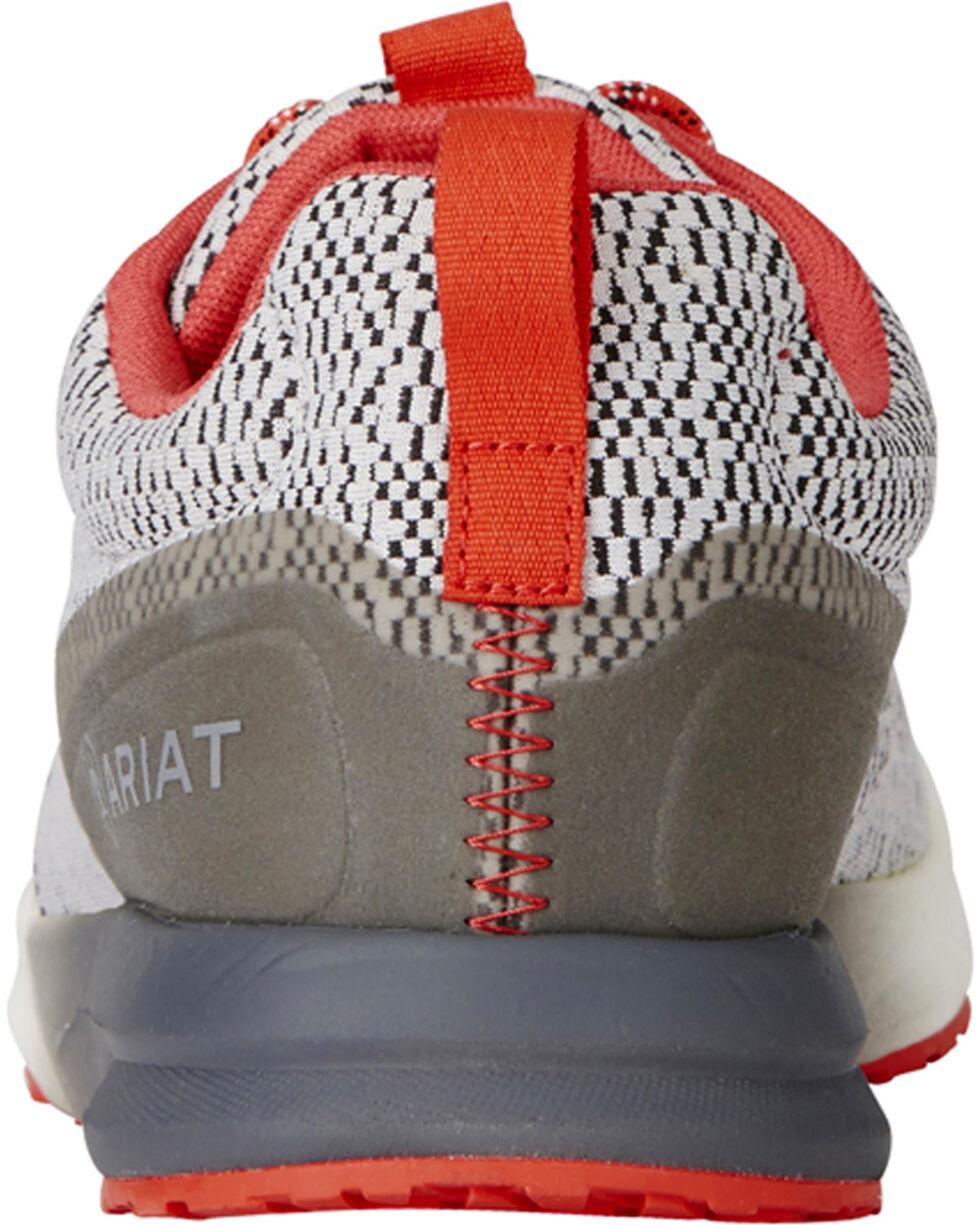 Ariat Women's Fuse Salt and Pepper Sneakers, Grey, hi-res