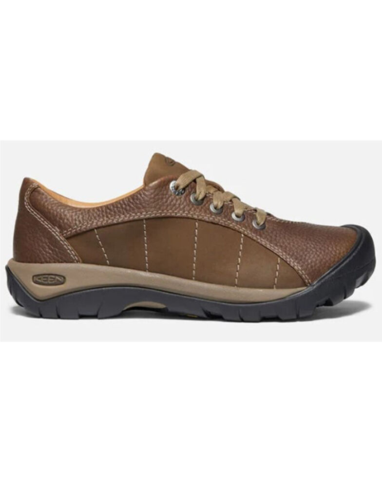 Keen Women's Presidio Hiking Boots - Soft Toe , Brown, hi-res