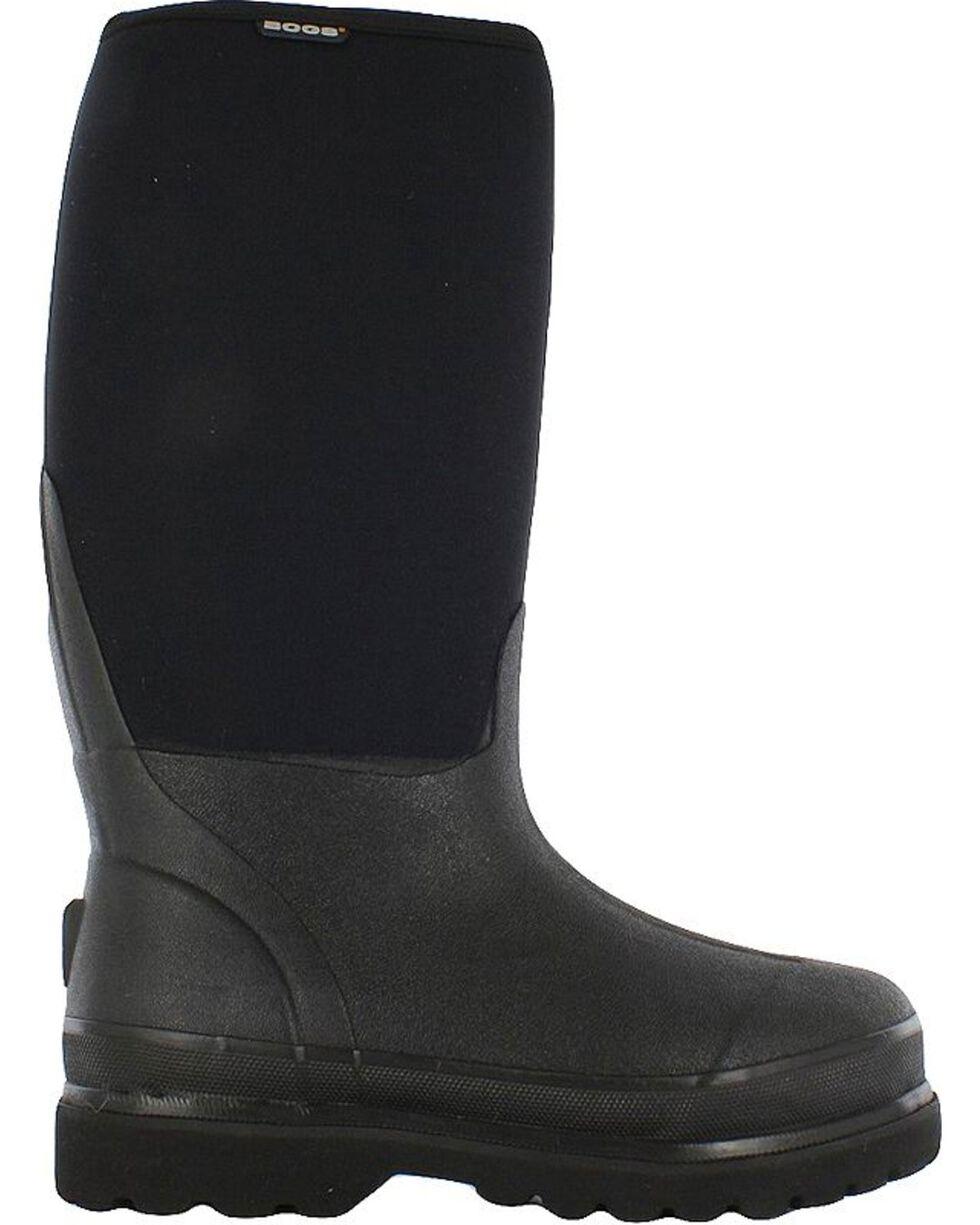 Bogs Men's Rancher Muck Boots, Black, hi-res