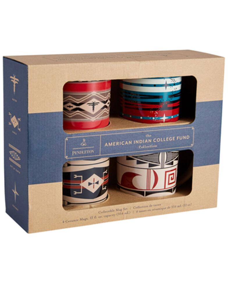 Pendleton American Indian College Fund Mug Set, Multi, hi-res