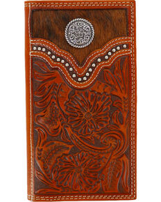 9de6db22b075a Cody James® Men s Hair-on-Hide Rodeo Wallet