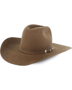 9b2e2a85b46 Serratelli Men s 6X Beaver Canyon Felt Hat