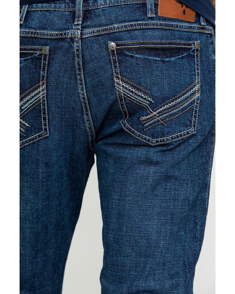 Wrangler 20X Men's Amarillo Vintage Stretch Slim Boot Jeans , Blue, hi-res
