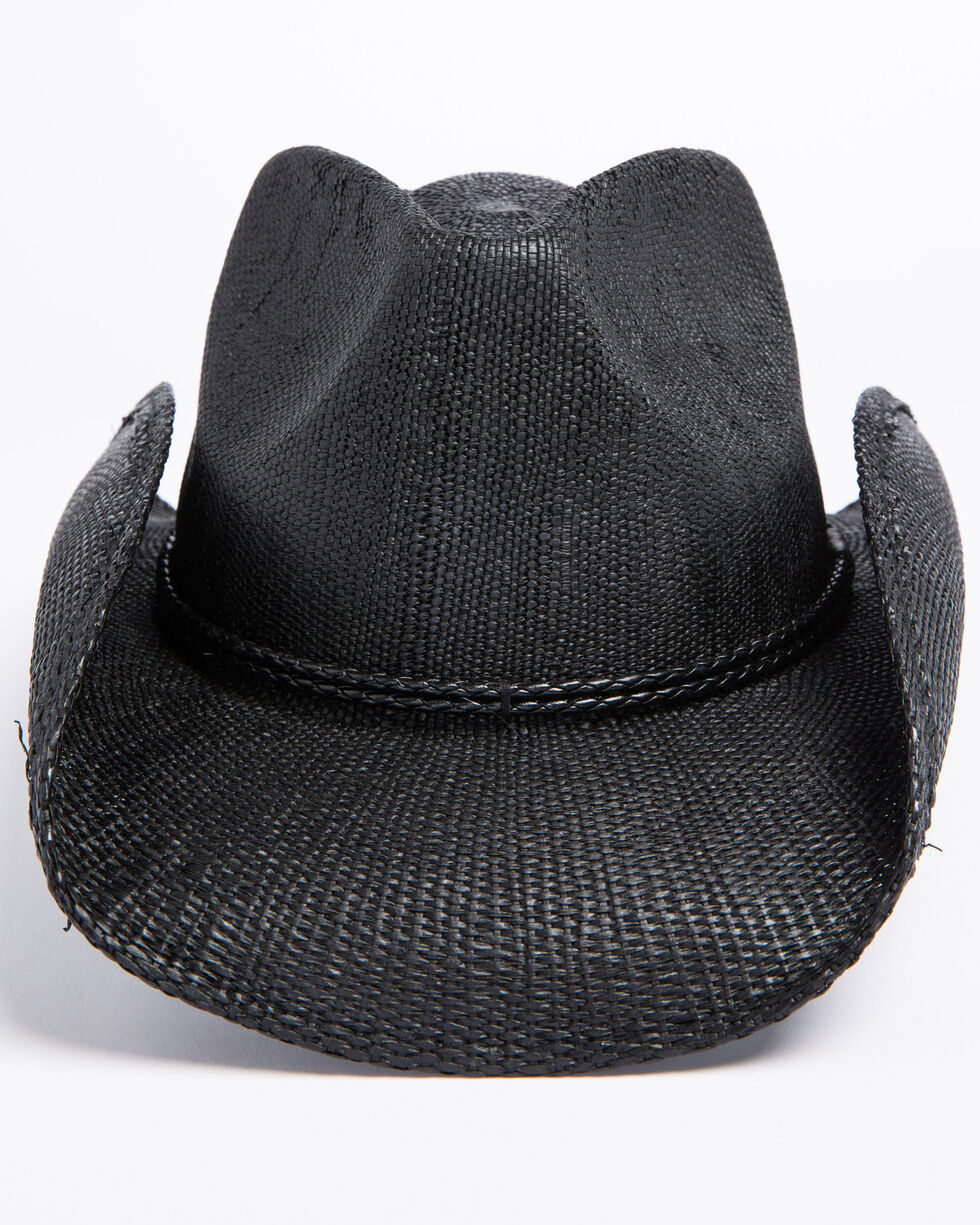 Cody James Youth Boys' Black Cowboy Hat, Black, hi-res