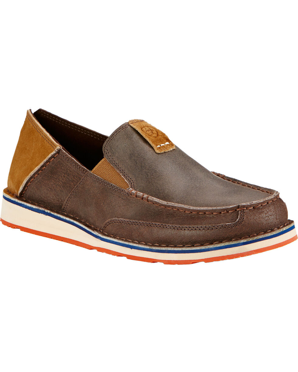 Ariat Men's Cruiser Shoes, Earth, hi-res