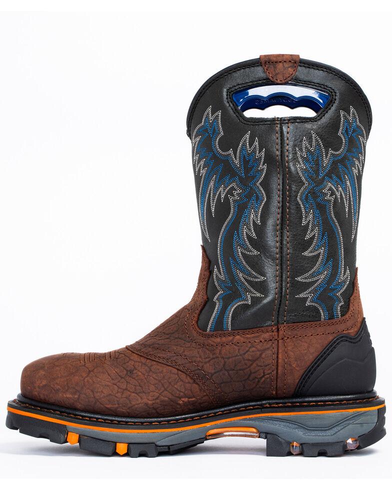a653dfc46d3 Cody James Men's Decimator Waterproof Western Work Boots - Composite Toe