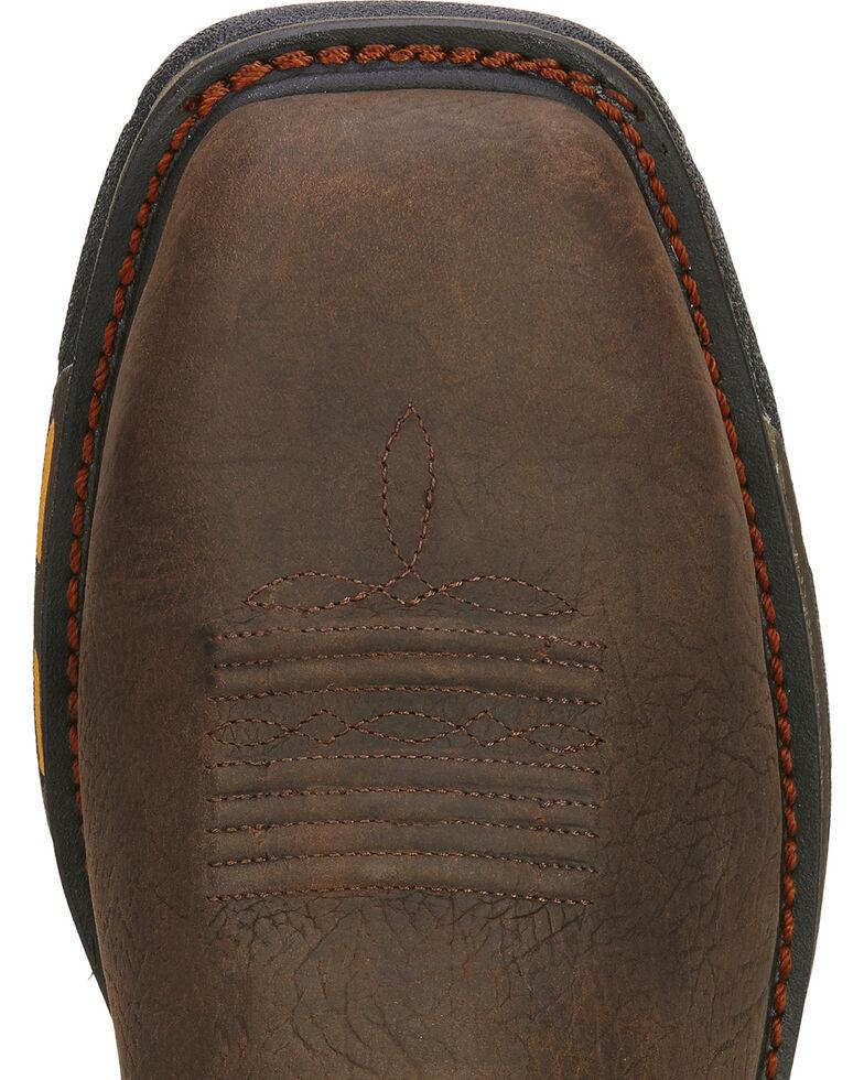 f83b06b5e90 Ariat Men's Workhog Waterproof Comp Toe Met Guard Work Boots