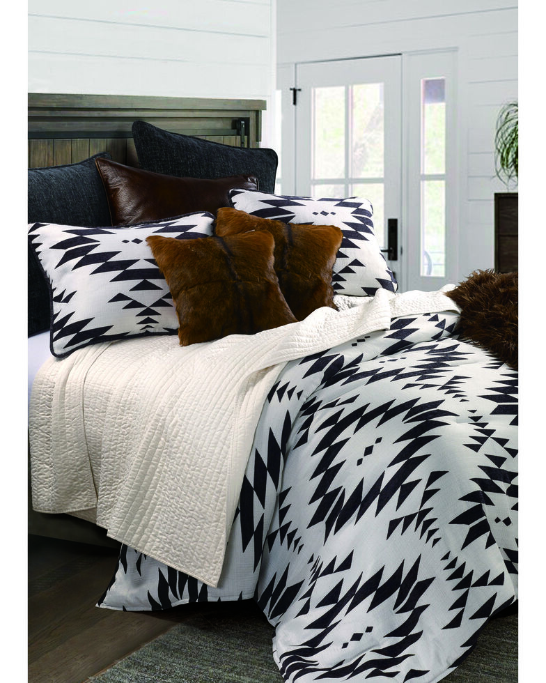 HiEnd Accents Amelia 3pc Comforter Set - Super Queen, Multi, hi-res
