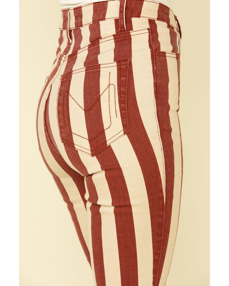 Show Me Your Mumu Women's Sienna Cream Berkeley Bells, Rust Copper, hi-res
