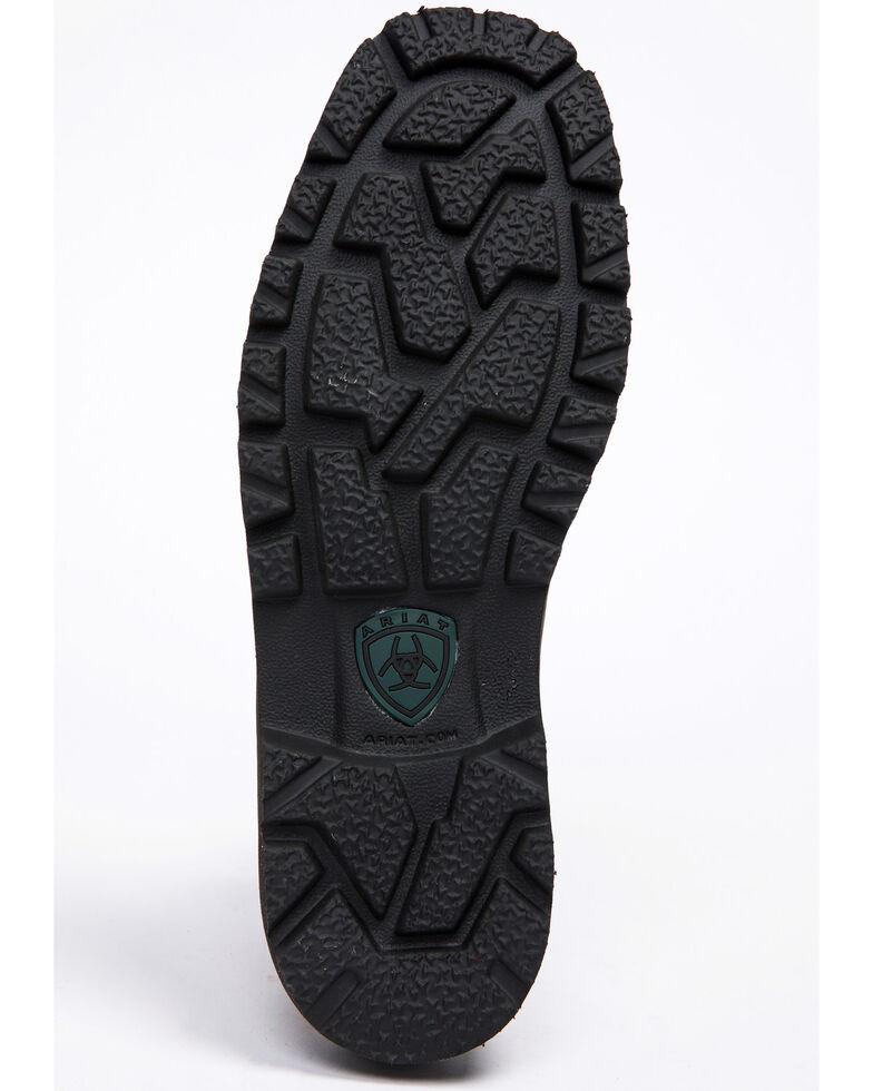 572a0b68eba Ariat Men's Spot Hog Distressed Brown Boots - Square Toe