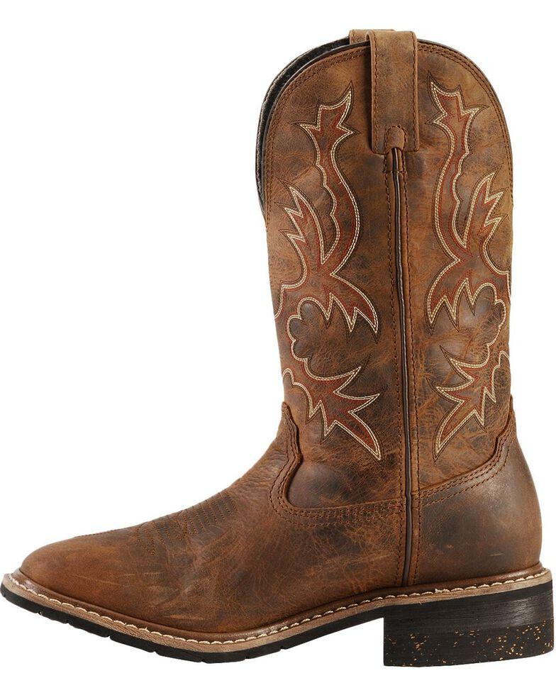 Dan Post Men S Nogales Waterproof Western Work Boots