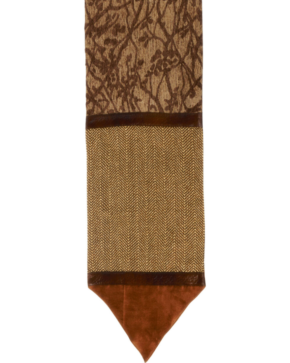 HiEnd Accents Highland Lodge Table Runner, Multi, hi-res