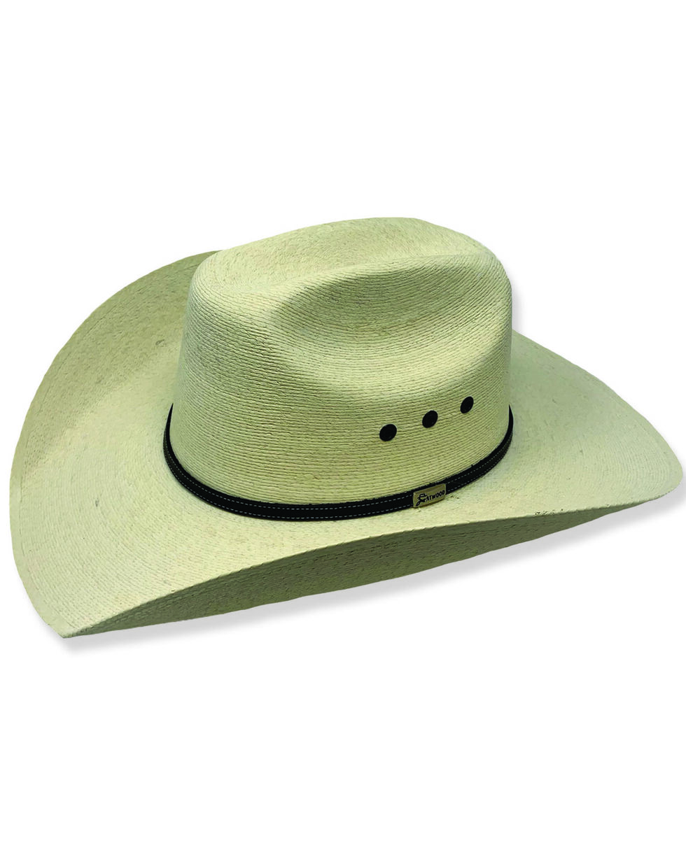 Atwood Men's Throroughbred Palm Hat, Natural, hi-res