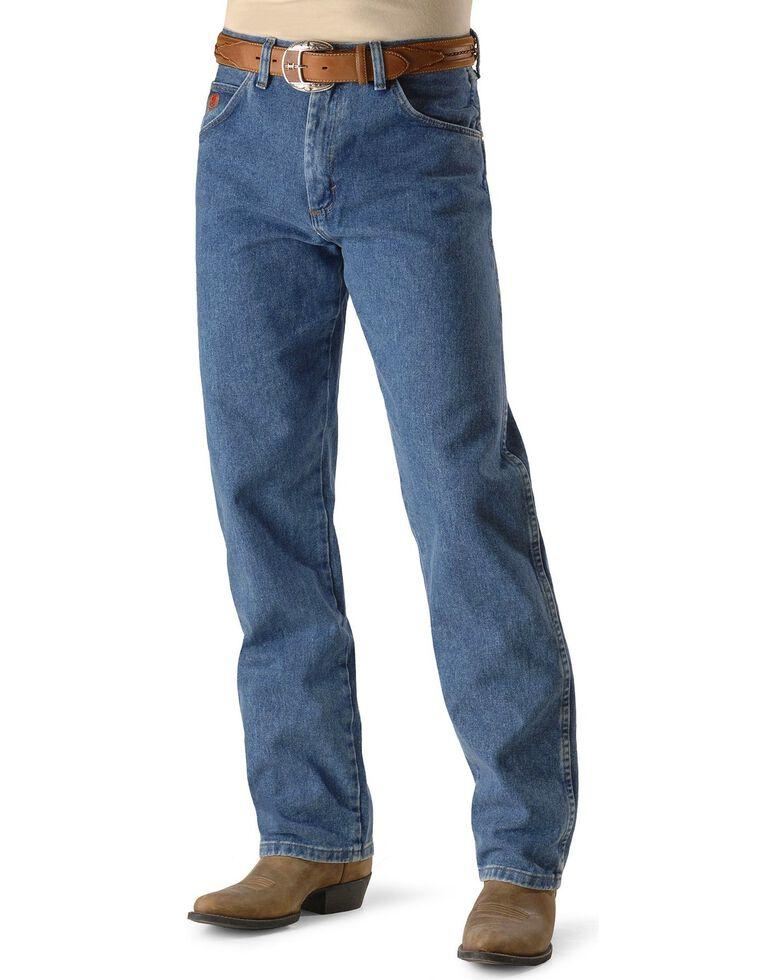 Wrangler 20X Men's Rodeo Western Jeans, Vintage, hi-res