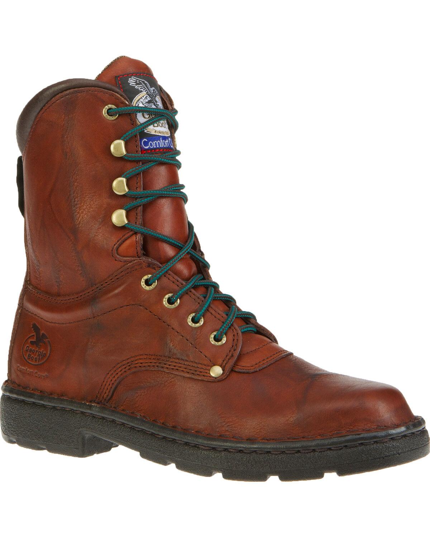 Georgia Men's Eagle Light Work Boots