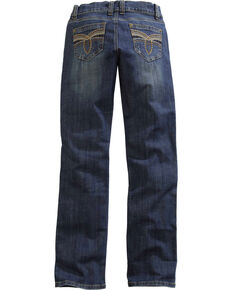 Blue dolly celebrity straight leg jeans