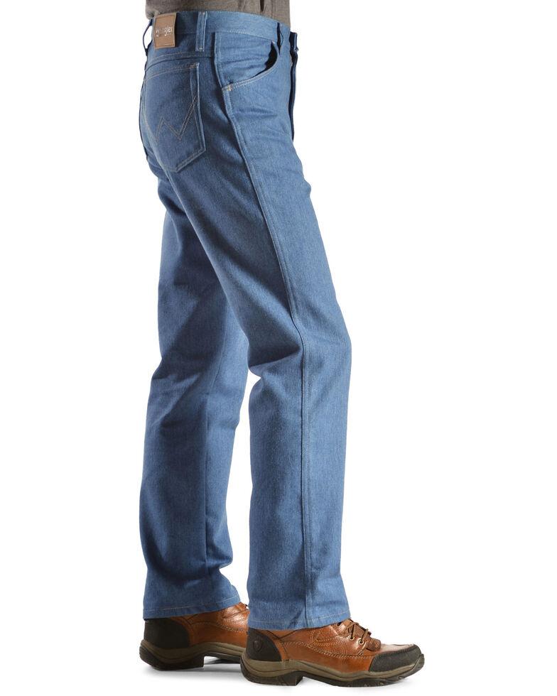 Wrangler Men's Rugged Wear Stretch Jeans, Light Blue, hi-res