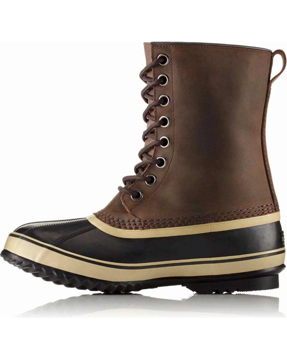 Sorel Men's 1964 Premium T Winter Boots, Brown, hi-res
