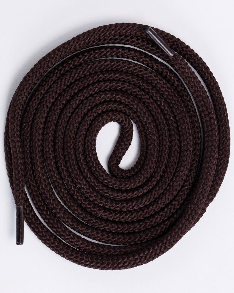 "Boot Barn Ranch 63"" Brown Boot Laces, Brown, hi-res"