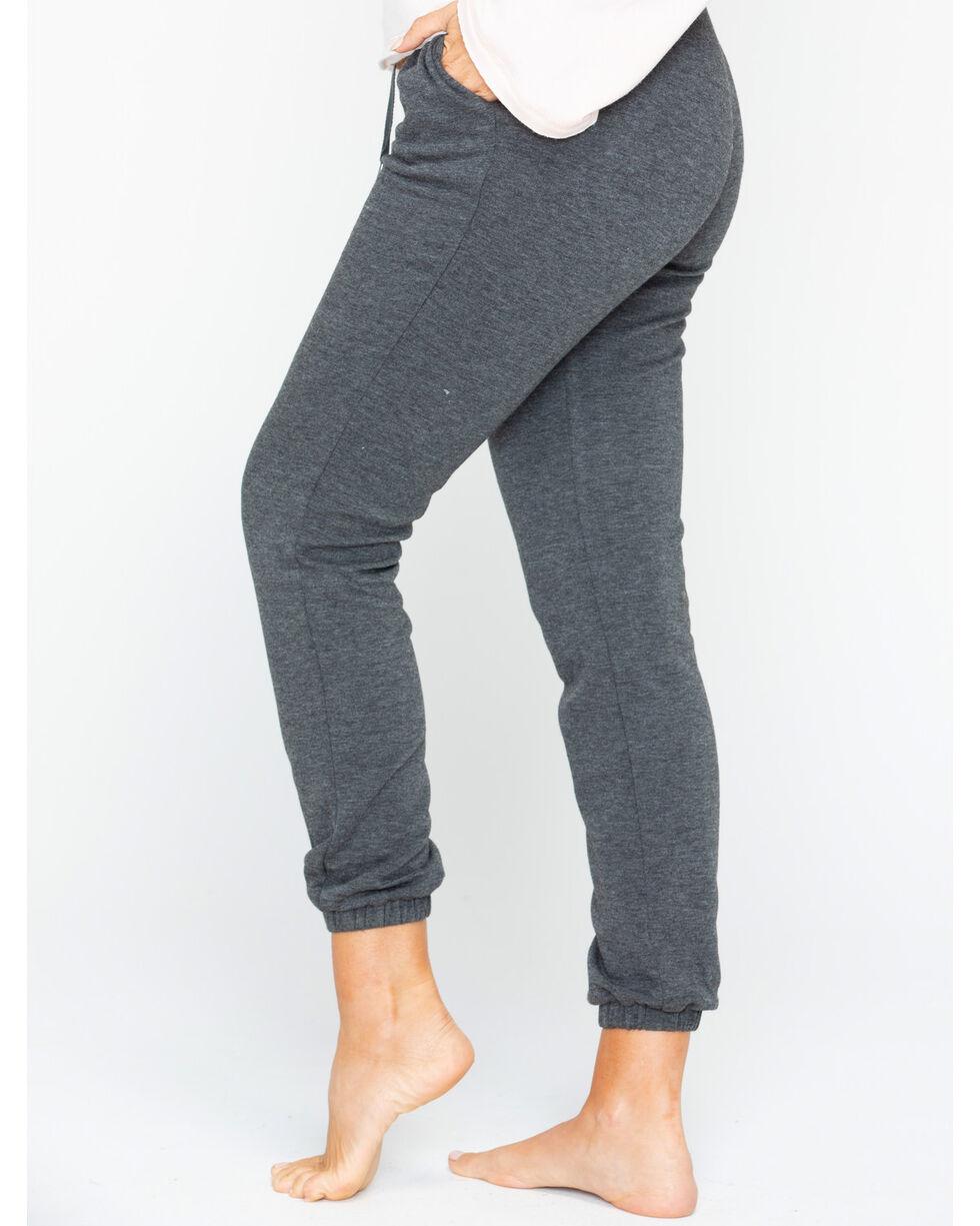 Idyllwind Women's Sunday Best Favorite Fleece Pants , Grey, hi-res