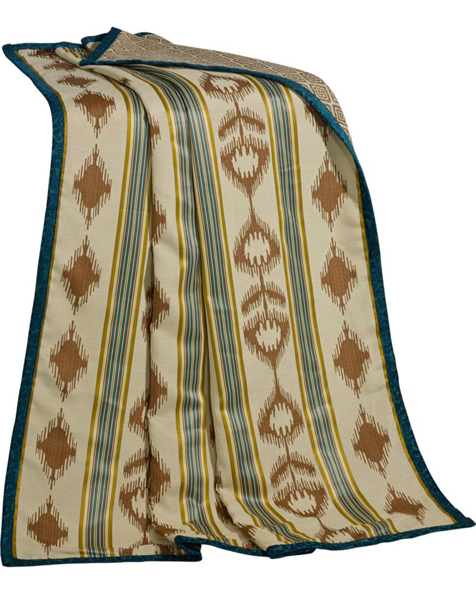 HiEnd Accents Alamosa Collection Throw Blanket, Multi, hi-res