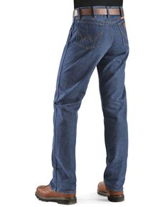 Wrangler Men's FR Lightweight Regular Fit Jeans, Denim, hi-res