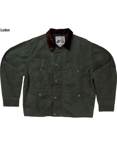 Schaefer Outfitter Men's Loden Rangewax Summit Jacket, Loden, hi-res
