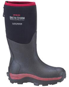 Dryshod Women's Cranberry Arctic Storm Winter Work Boots , Black, hi-res