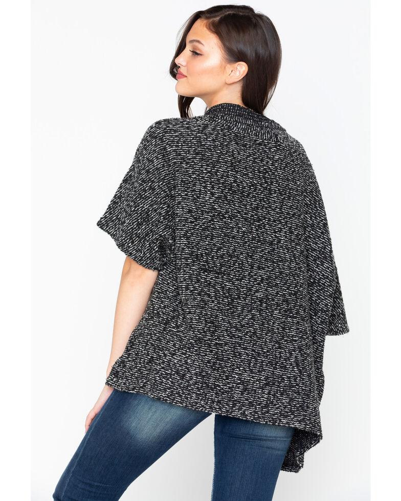 BB Dakota Women's Knit Cardigan, Black, hi-res