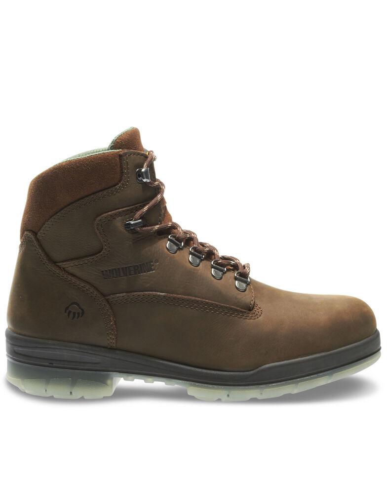 Wolverine Men's DuraShocks® Steel Toe Waterproof Insulated EH Work Boots, Ceramic, hi-res