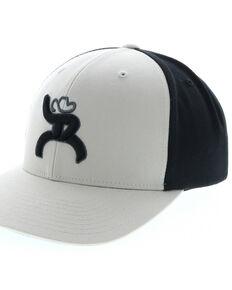 de020f00fbb5b HOOey Men s Hawk Logo Ball Cap