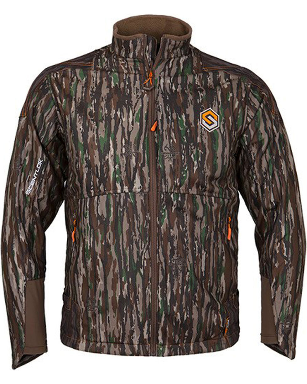 Scentlok Technologies Men's Camo Full Season Taktix Jacket , Camouflage, hi-res
