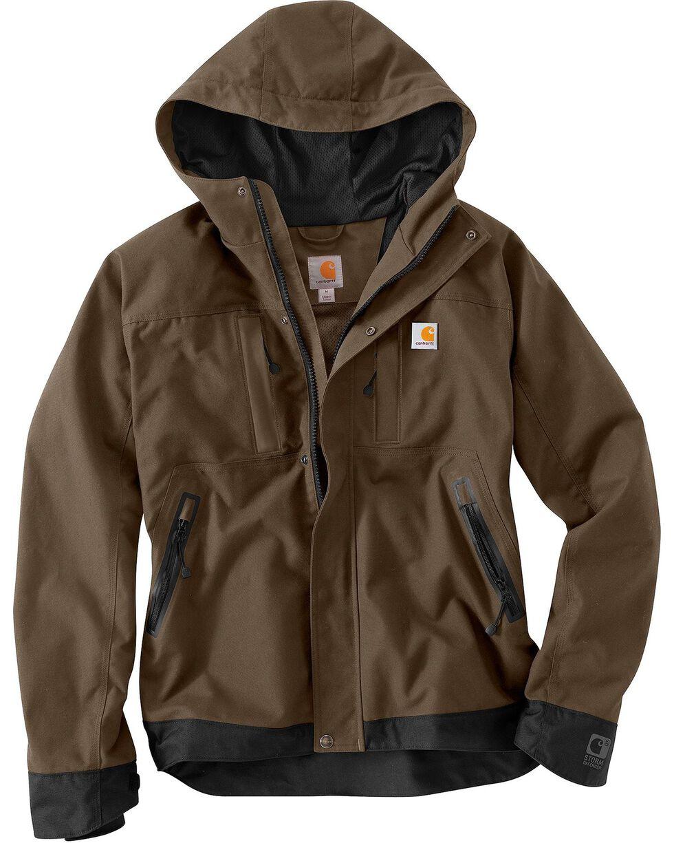 Carhartt Quick Duck Harbor Jacket, Canyon, hi-res