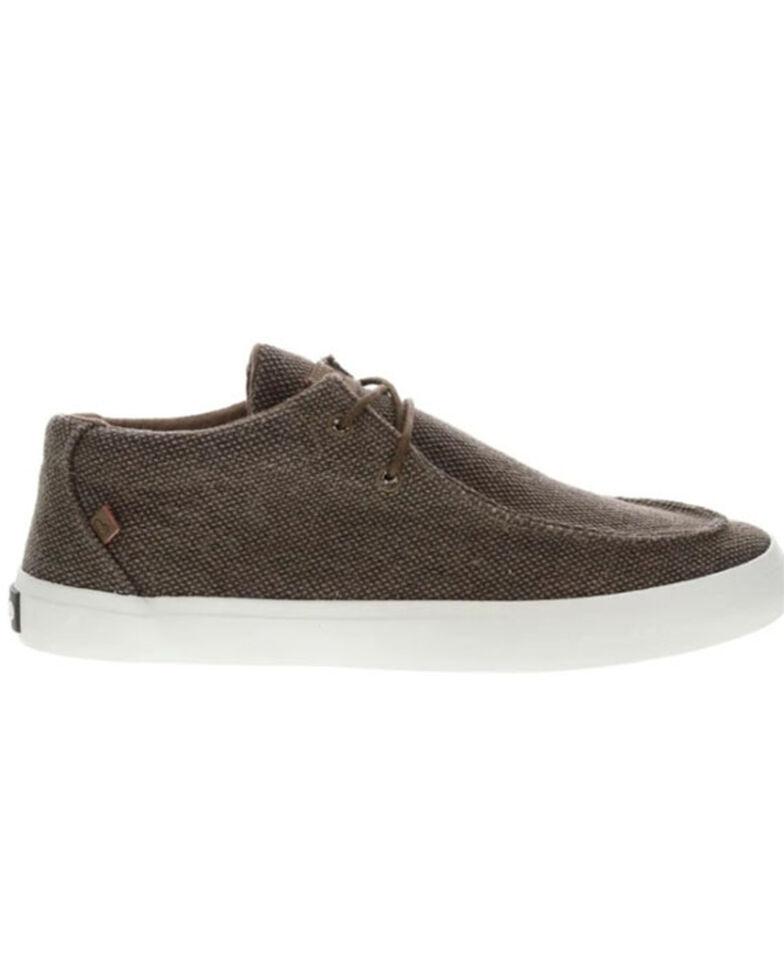 Lamo Men's Tate Casual Shoes - Moc Toe, Brown, hi-res