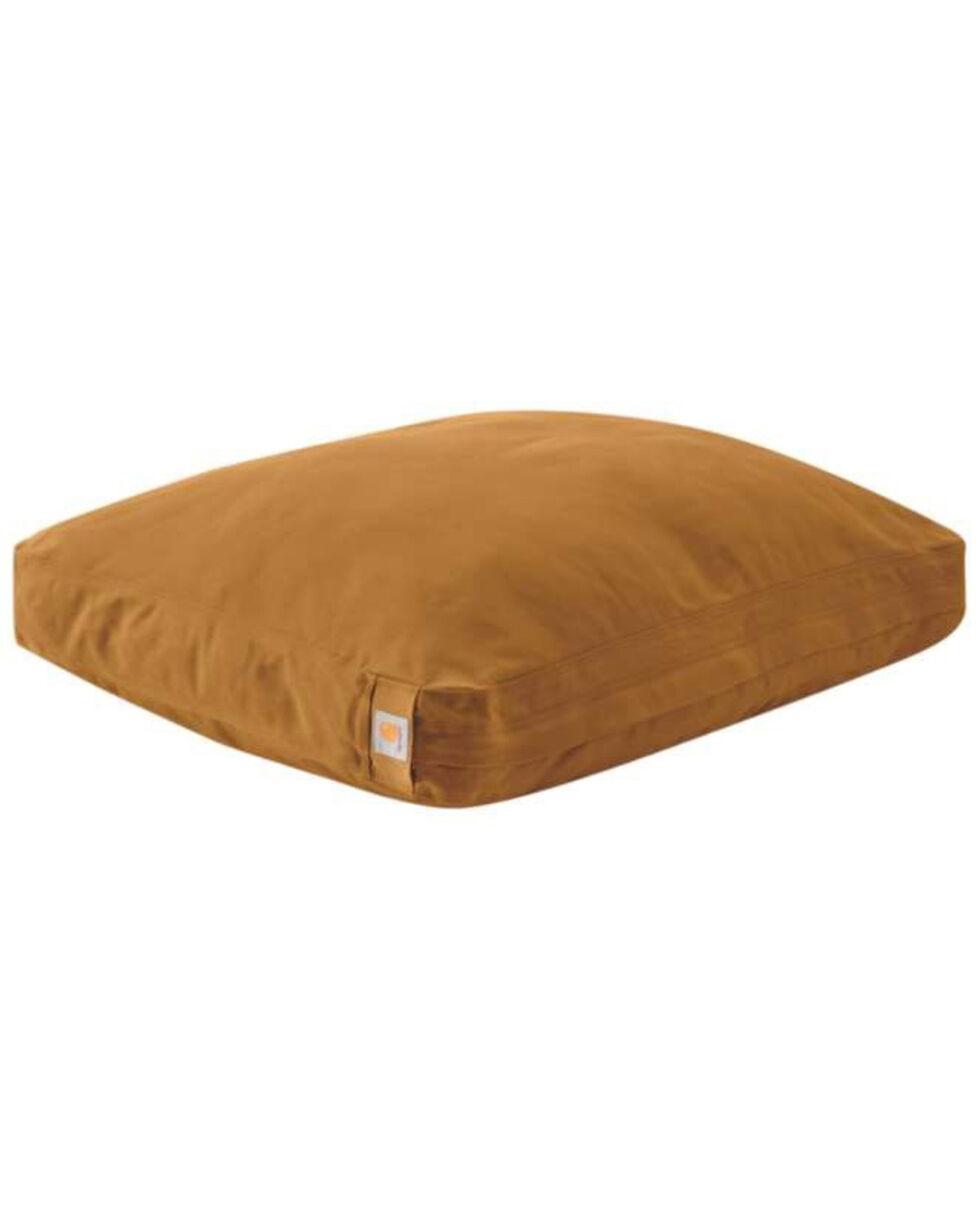 Carhartt Solid Dog Bed, Pecan, hi-res