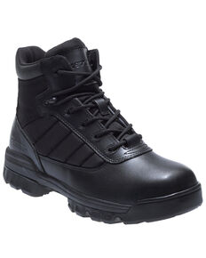 "Bates Men's 5"" Tactical Sport Boots - Soft Toe, Black, hi-res"