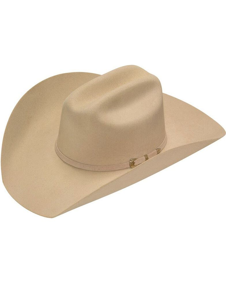 Twister Santa Fe 2X Select Wool Cowboy Hat, Silverbelly, hi-res