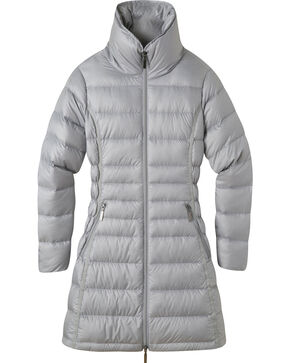 Mountain Khakis Women's Ooh La La Down Coat, Slate, hi-res