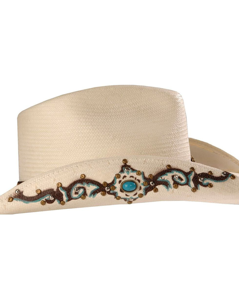 Bullhide Women's Sweet Seduction Cowgirl Hat, Natural, hi-res