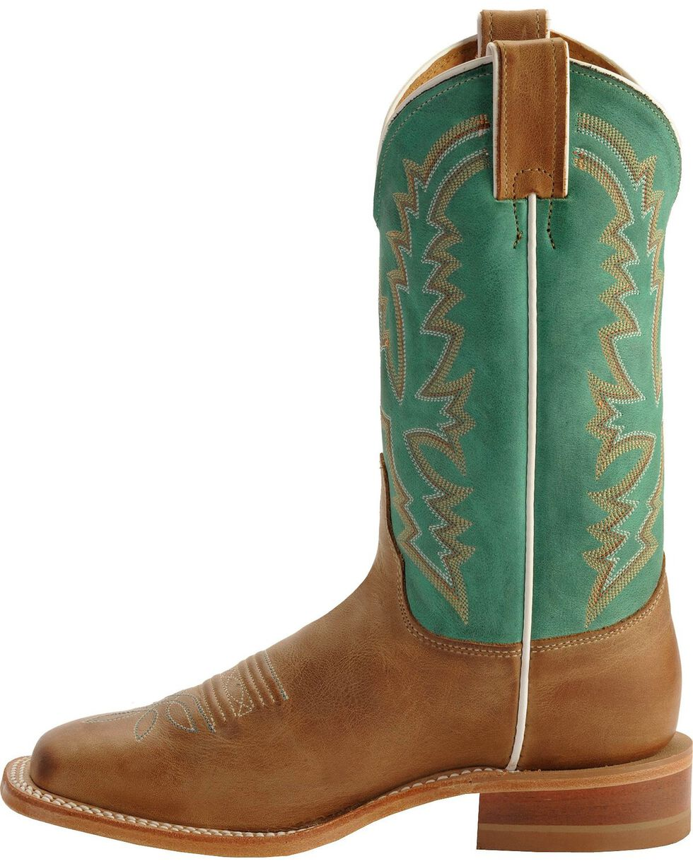 Justin Women's Bent Rail Collection Western Boots, Tan, hi-res