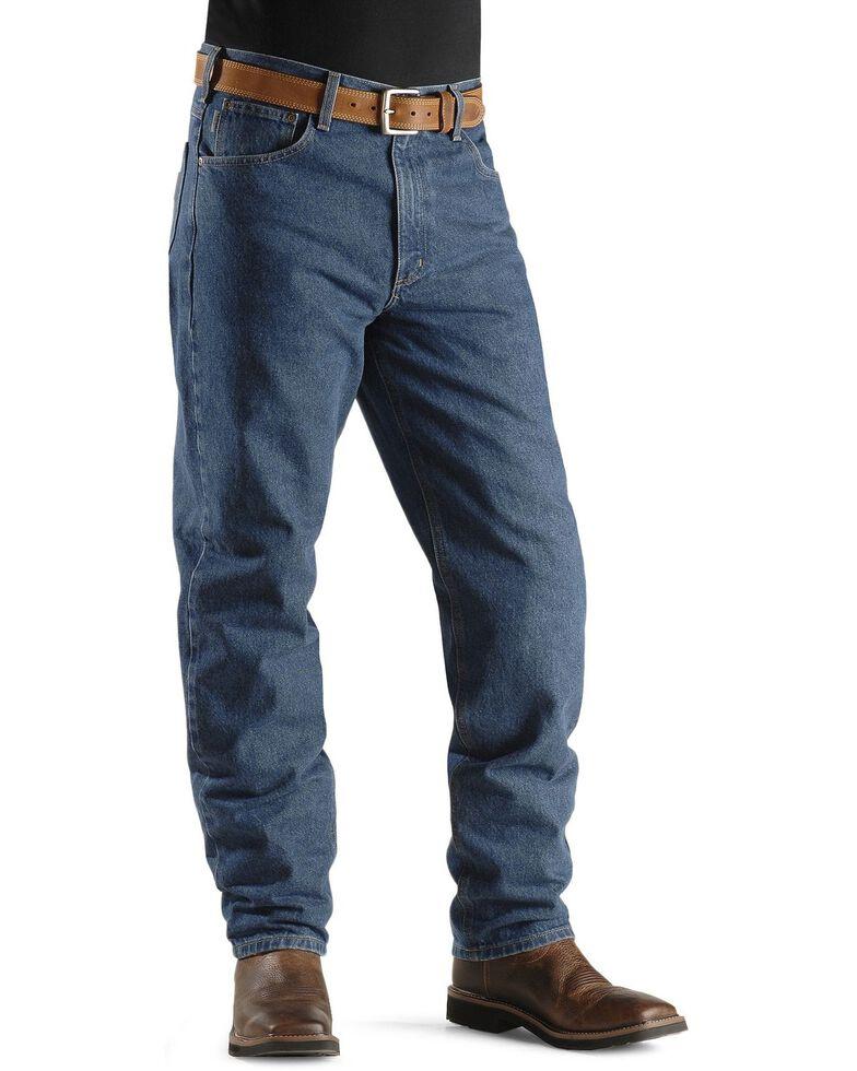 Carhartt Jeans - Dark Denim Relaxed Fit Work Jeans, Dark Stone, hi-res