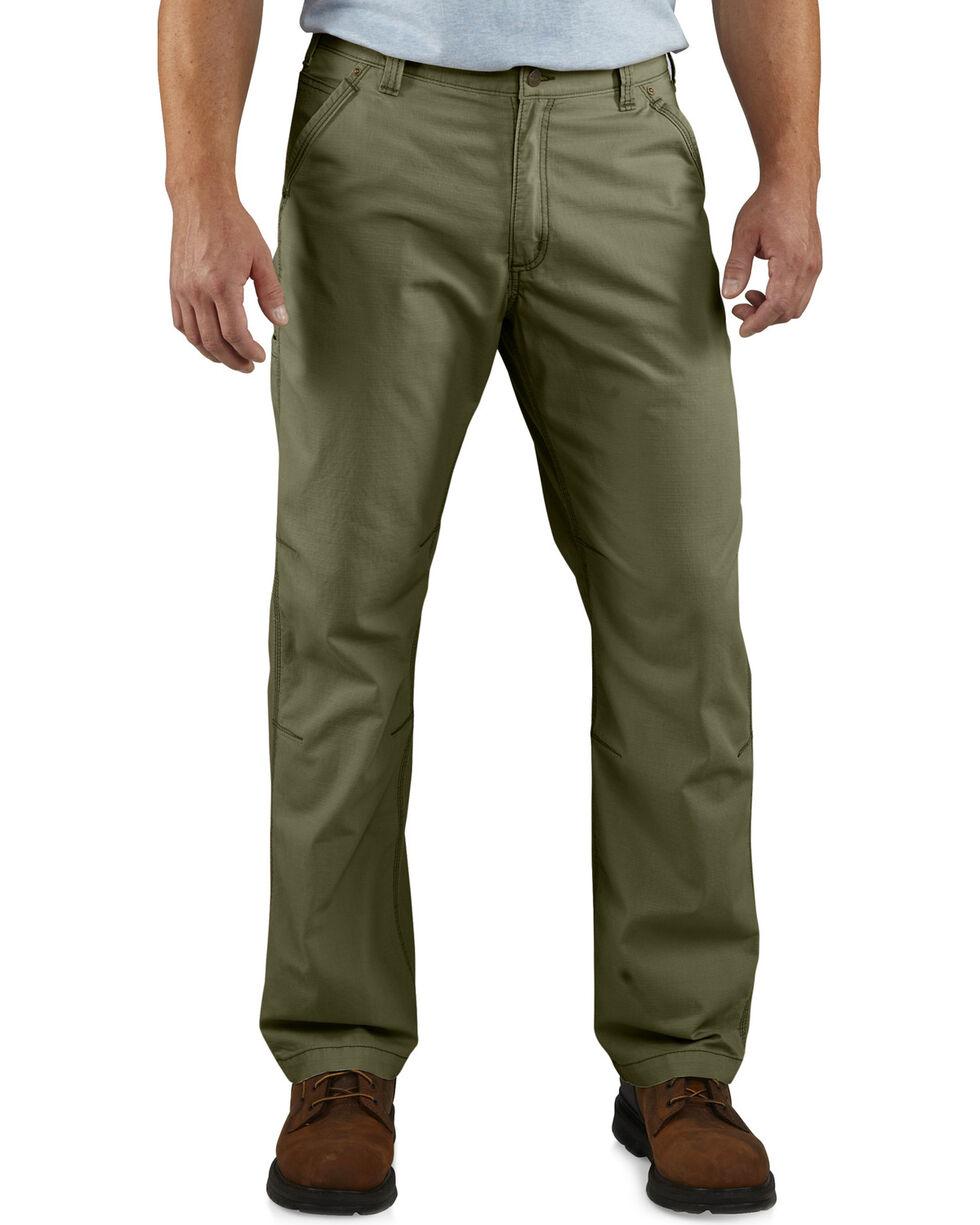 Carhartt Men's Tacoma Ripstop Pants, Green, hi-res