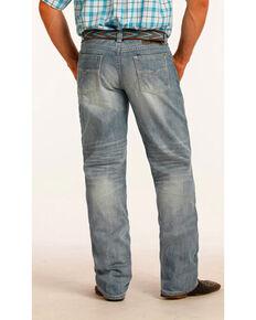 Tuf Cooper by Panhandle Men's Light Wash Performance Jeans, Blue, hi-res