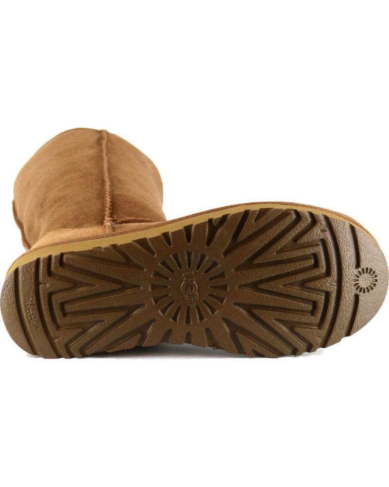 UGG® Women's Classic II Tall Boots, Chestnut, hi-res
